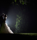 Bruid & bruidegom by night