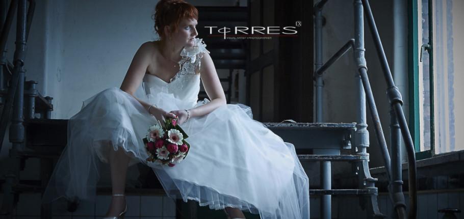 Huwelijksfotograaf in Roeselare voor Joyce – Nick