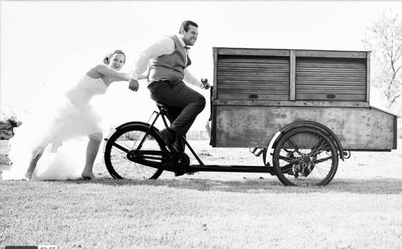 Videograaf Huwelijk / Trouwfilm Ine & Rogier