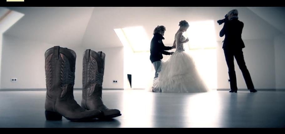 Videograaf Huwelijk / Trouwfilm Melissa & Pierre