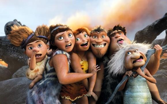 Selfie in de Prehistorie