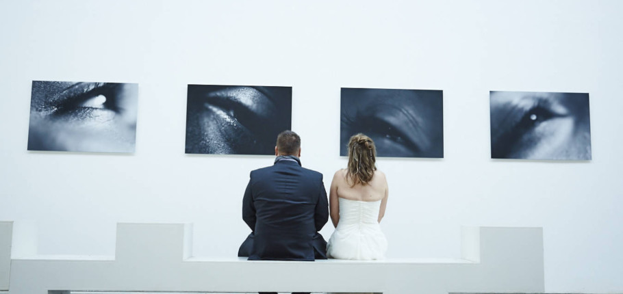 Huwelijk Marc & Martine