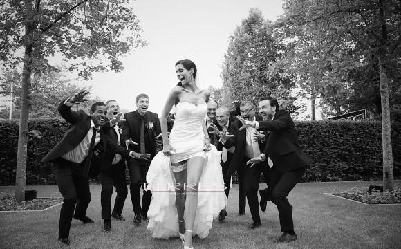Videograaf Huwelijk/ Trouwfilm Chiana & Matthias