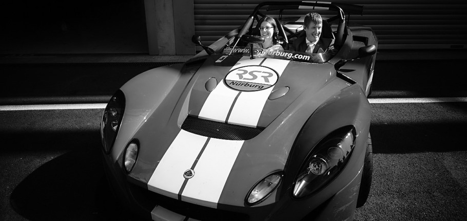 Married in 60 seconds, the need for speed …
