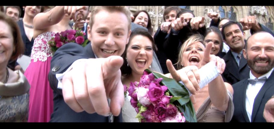 Videograaf Huwelijk / Trouwfilm Anneleen – Lennert