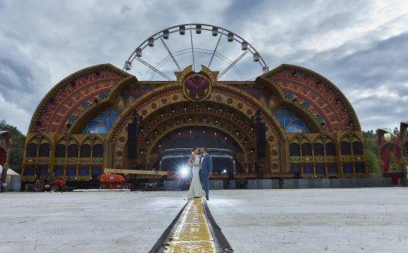 Tomorrowland is here …