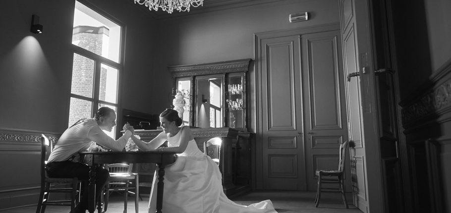 Huwelijksfotograaf Beauty and the beast …