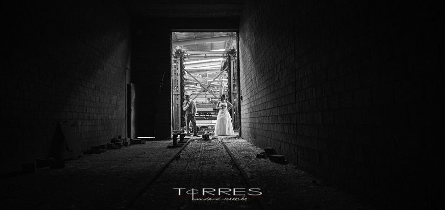 "There's a ""BRIDE"" at the end of the tunnel …"