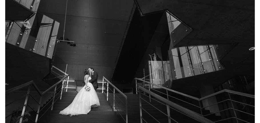 Trouwfotograaf Eva & Wannes