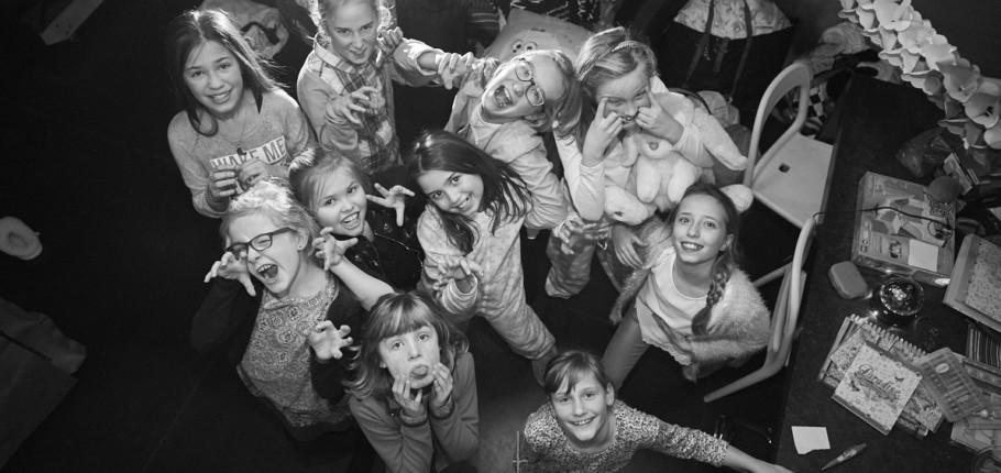 Girlpower Slumber Party