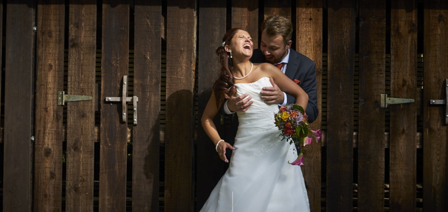 Huwelijksfotograaf in Kalmthout I Natasha & Bart