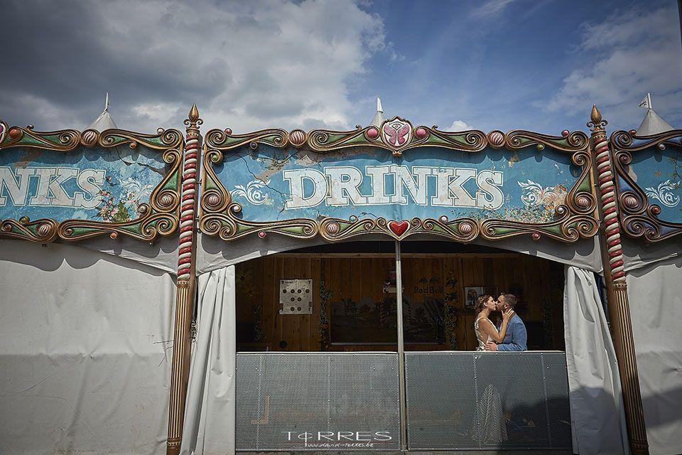 Huwelijksfotograaf i huwelijksfotografie ongewoon leuk