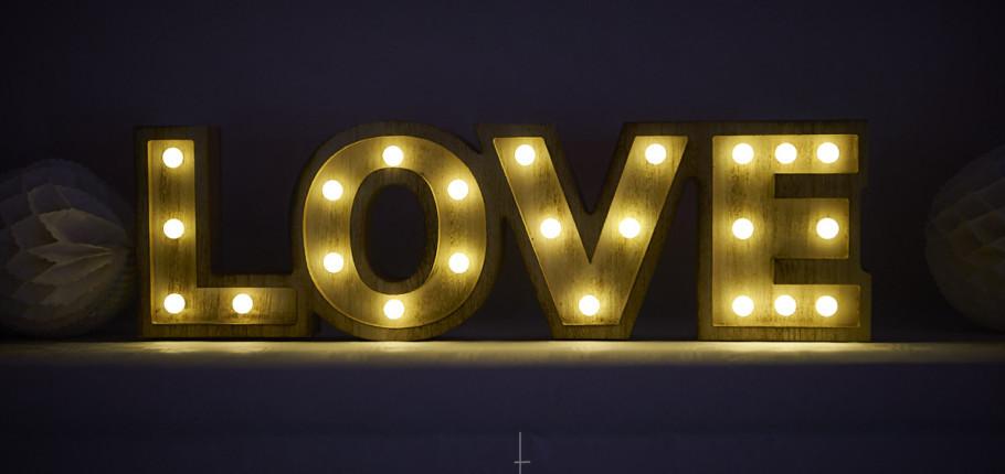 Pure liefde, zonder toeters of bellen!