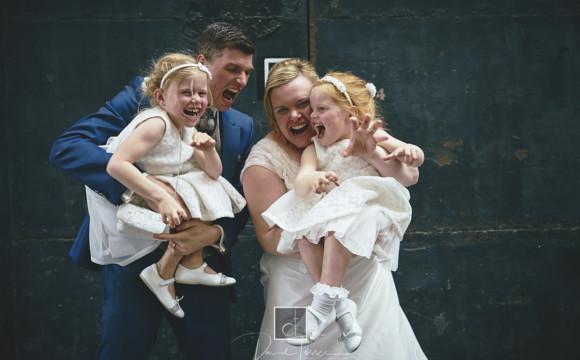 Huwelijksfotograaf in Antwerpen I Claire & Geert