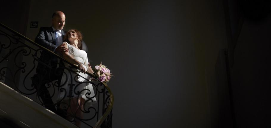 Huwelijksfotograaf in Zwijndrecht I Annemie & Yves